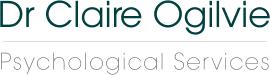 Dr Claire Ogilvie – Psychological Services Scotland